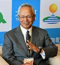太良町社会教育指導員、太良高野球部監督に就任した永尾泰憲さん