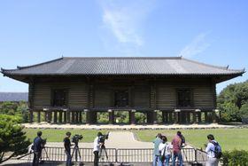 正倉院正倉=奈良市