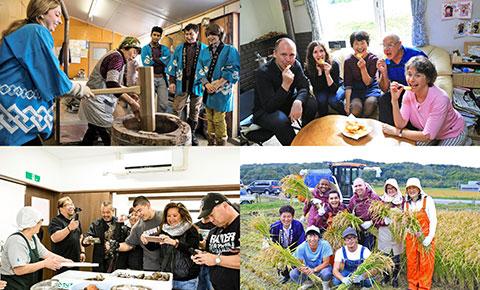 地域の魅力を価値化する訪日外国人向け体験型旅行サービス