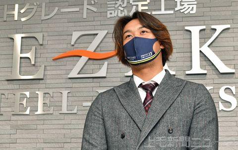 「日本一を目標に、スタートダッシュを切りたい」と語る高橋