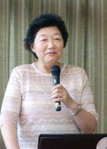 岩手県洋野町で高齢者の相談に乗りながら、ひきこもり支援をする大光テイ子。保健師として40年近く働き、町民の信頼も厚い。