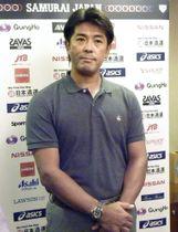 野球日本代表の稲葉篤紀監督