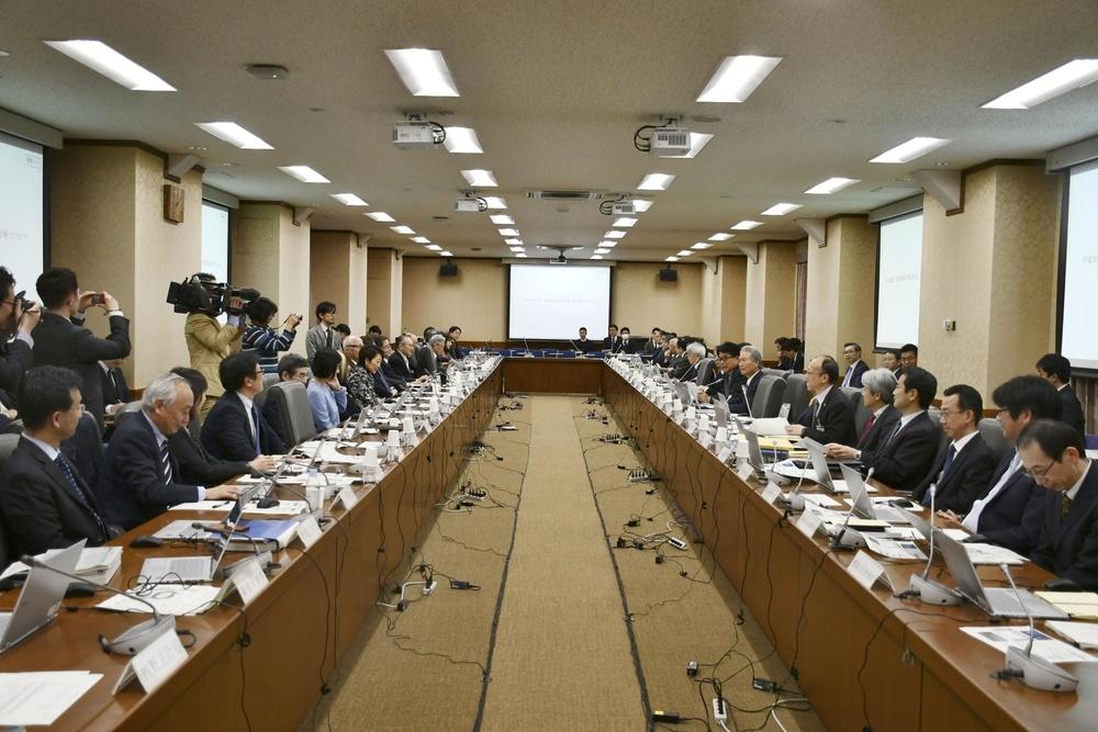 財政再建を議論する財政制度等審議会の分科会