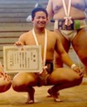 高校2年の全国選抜大会で個人優勝、団体3位と活躍した翠富士=2014年、高知県(栗原監督提供)
