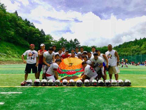 毎日が感動 3年目を迎えた早稲田大学の夏合宿に参加して