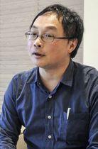「筒井真理子さんとはコメディーも撮ってみたい。夫の殺害に失敗し続ける妻の物語が面白そうかな」と話す深田晃司監督