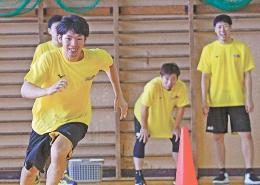 Bリーグ 仙台、仙台大で体力測定 現状確認「シーズンに生かしたい」