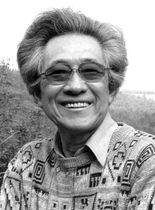 写真家の奈良原一高さん(1999年(C)Keiko Narahara)