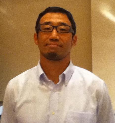 Xリーグの記者発表に出席した、山田晋三IBMヘッドコーチ=8月24日、東京ドームホテル