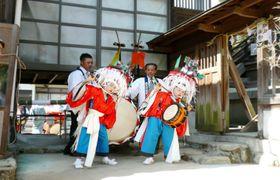 熊本県荒尾市の「野原八幡宮風流」