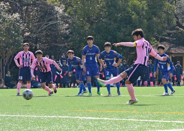 高校サッカー 日大も決勝T進出 九州高校U-17