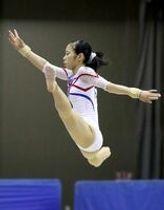 体操女子団体の鳥栖は九州総体個人総合1位の野口祐美賀=写真=らを擁し全国上位を狙う