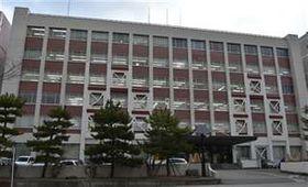 秋田県警察本部(資料)