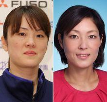 山口舞さん(左)と山口衛里さん