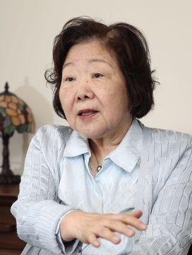 第2部「介護保険はどこへ」(7)「高齢社会をよくする女性の会」樋口恵子理事長