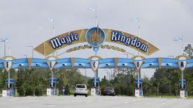 米南部フロリダ州の「ウォルト・ディズニー・ワールド・リゾート」のテーマパーク=7月(AP=共同)