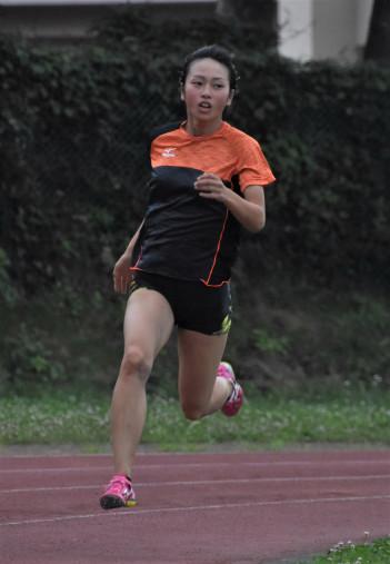 盛岡誠桜高出・山田、飛躍誓う 陸上日本選手権で躍進3位
