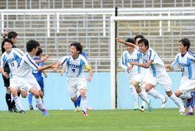 サッカー、さくら清修が初優勝 栃木県高校総体