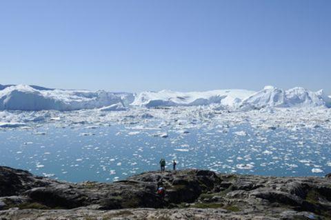 「北極検定」正解発表~アザラシの毛皮贈呈~