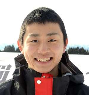 高校スキー 木村(花輪1年)、複合でV