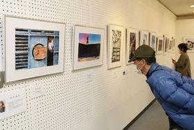 会員の力作43点が並ぶ「Photo愛」写真展