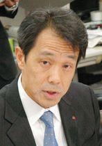 日本生命保険社長に就任する清水博氏