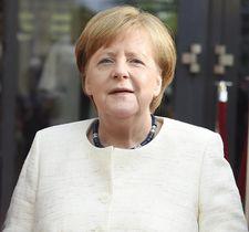 ドイツのメルケル首相(ロイター=共同)