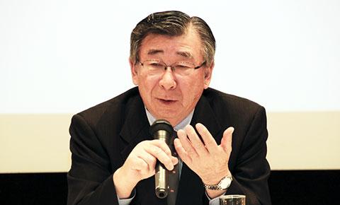 全国町村会経済農林委員長・羽田健一郎氏(長野県長和町長)