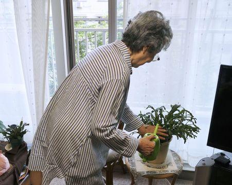 第3部「がんと老い」(6)検診・抗がん剤、何歳まで