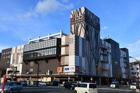 来年11月までにリニューアルを進める弘前市駅前町のヒロロ