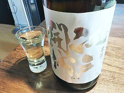 【2705】江戸開城 純米吟醸 原酒(えどかいじょう)