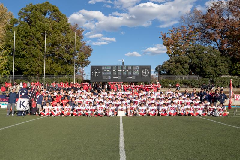 3年連続の高校日本一を目指す佼成学園=撮影:seesway