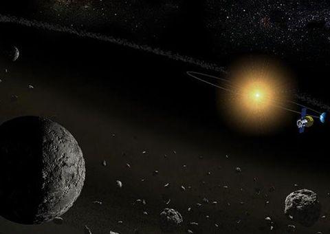 17の小惑星で「水」確認