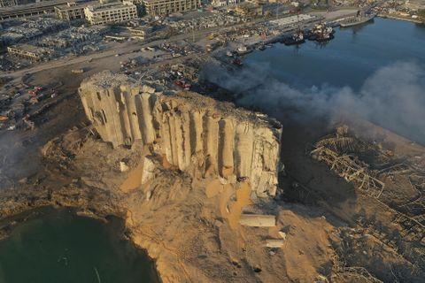 7月に爆発の危険警告、レバノン