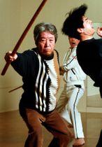 亡くなった上野隆三さん(2000年ごろ撮影)