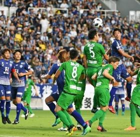 J2福岡試練、今季初0-0 救世主レオミネイロ登録間に合わず…