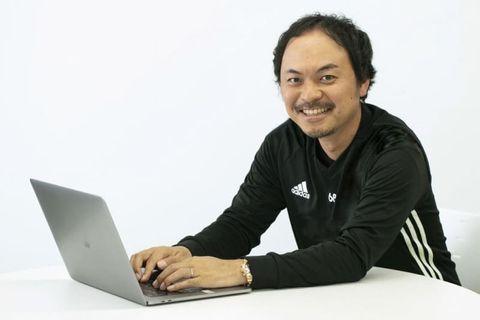 後進のサッカーアナリスト育成に取り組む杉崎健さん