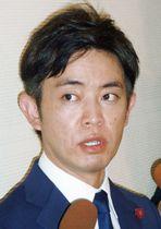 橋本健被告