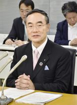 全国知事会会長の飯泉嘉門徳島県知事