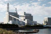 県内最大の出力を持つ九州電力苓北火力発電所=苓北町