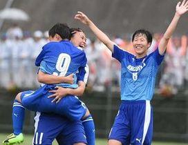 えひめ国体 静岡が初戦突破 サッカー女子、大阪下す