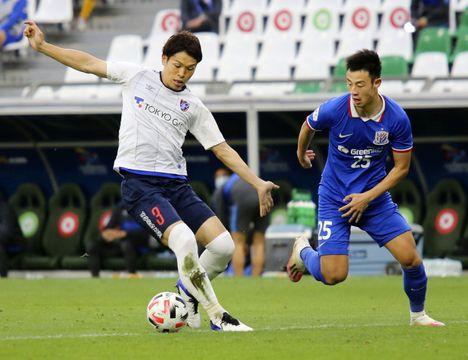 FC東京がF組2位に浮上