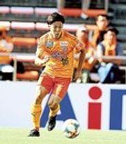西沢健太選手