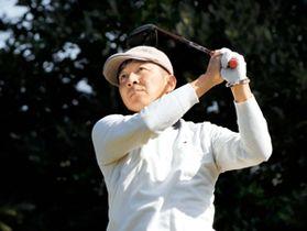愛媛チャンピオンゴルフ第2日、森内が意地見せ初V