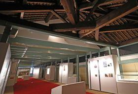 歴史的建造物の旧長崎大司教館を活用した展示場=長崎市、大浦天主堂キリシタン博物館