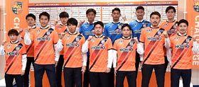 AC長野に今季加入した選手たち
