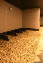 カシマウェルネスプラザ内にオープンした湯治施設「アントラーズトージ」=鹿嶋市神向寺