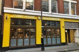 壱番屋の欧州第1号店「カレーハウスCoCo壱番屋 レスタースクエア店」=英ロンドン