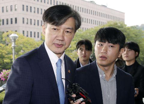 韓国のチョ・グク法相が辞任表明