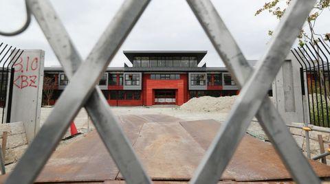 学校法人「森友学園」が小学校用地として取得していた大阪府豊中市の国有地